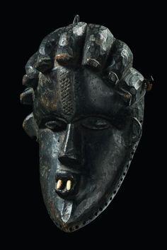 Masque Bassa - Liberia