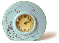 Art Deco clock, 1920s/30s by galessa's plastics