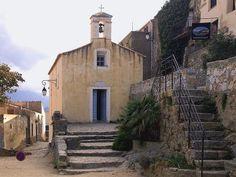 Sant'Antonino Chapelle sainte anne et des bergers