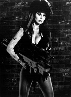 """""""Rewatching the awesome Elvira Edition of In Search of Darkness. So honored to have been a part of this. All thanks to the folks & especially the Mistress of the Dark herself Cassandra Peterson! Elvira Movies, Cassandra Peterson, Horror Movie Characters, Horror Movies, Waist Cincher Corset, Halloween Illustration, Horror Icons, Dark Beauty, Gothic Beauty"""