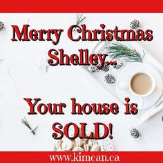 HoHoHo! Sold!! #sold early Christmas for our Seller! #realestate #ldnont #sutton #wintermarket