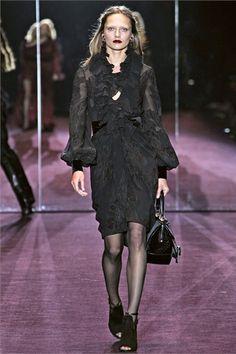 GUCCI. Collezione A-I  2012-13. Sfilate Milano by Vogue