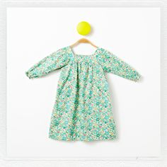 WINNIE Winnie is the modern take on the traditional. My absolute favorite! A big A line sweep is perfect for twirling and the flat pleated front and back with deep side pockets make it wearable for an