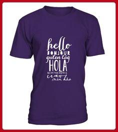 Hello Bonjour - Höllische shirts (*Partner-Link)