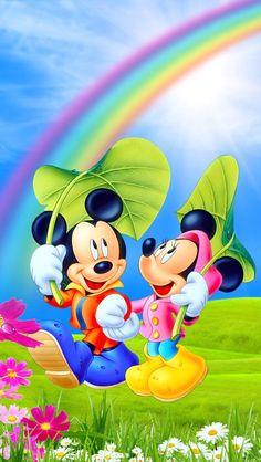 Mickey and minnie mouse iphone wallpapers Mickey Mouse Pictures, Mickey Mouse And Friends, Mickey Mouse Wallpaper, Cute Disney Wallpaper, Retro Disney, Disney Art, Disney Images, Disney Pictures, Disney Pics