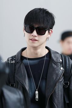 HK AIRPORT  so handsome!! #JB