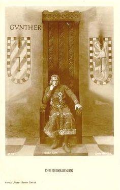Die Nibelungen: Siegfried directed by Fritz Lang, 1924