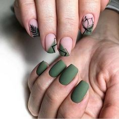 56 Chic Natural Short Sqaure Nails Design Ideas For Any Occasion - Page 55 of 56 - ногти Best Acrylic Nails, Matte Nails, Acrylic Toes, Hair And Nails, My Nails, Blue Nails, Sqaure Nails, Pink Gel, Short Nails Art