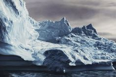 ZARIA FORMAN: DRAWING A MELTING ICEBERG