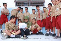 Fasilitator Kelas Inspirasi Pinrang SD Muhammadiyah 3 Pinrang