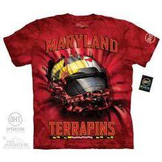 University of Maryland Terrapins T-shirt | Breakthrough Helmet