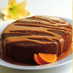 *BOOK PEEK* Kahlua Cake- sinfully rich cake for dessert? Yes, please!