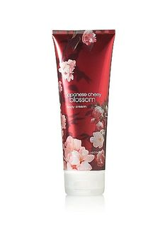 Japanese Cherry Blossom Body Lotion by Bath and Body Works is one of my favorites. Bath Body Works, Perfume, Just Girly Things, Body Love, Sweet Nothings, Body Wash, Body Lotion, Cherry Blossom, Cream