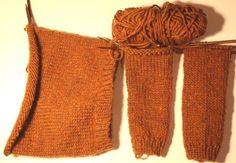 Лопапейса для малыша — как связать исландский свитер. Мастер-класс