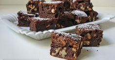 ¡Una receta sencilla y con la que nunca fallas! Si tú también eres fan del brownie, prueba a hacerlo en casa con este paso a paso.