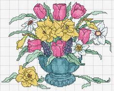 Disegni-punto-croce-vaso-fiori%5B1%5D+-.jpg (838×667)
