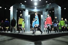 Alexander Wang Fall 2014 Ready-to-Wear Collection on Style.com: Atmosphere