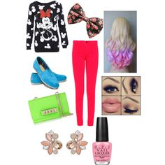 girly girl school outfit by christian the 11 year old - Polyvore
