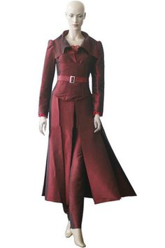 Jean Grey/ Dark Phoenix from X-men the Last Stand... cool costume, crappy movie :-)