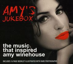 Liner Note Author: Derek Barker . Amy Winehouse's inspired fusion of blues, jazz, R&B, soul, and classic girl group dynamics into a compelling whole reveals an artist who knew how to listen to music a