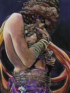Barry Windsor Smith Posters   Barry Windsor Smith, Salome