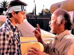 As I have gotten older, I realize that some of the best life lessons came from 80s movies. The Karate Kid, however, was a treasure trove of insights all contained in