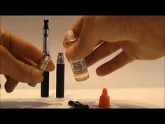 eGo CE5 Atomizer\clearomizer by Vapourtine E-cigarettes