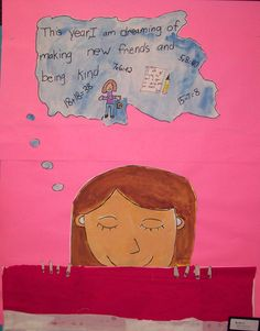 Field Elementary Art Blog!: Dreams for a Great School Year!
