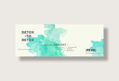 Detox to Retox. on Behance