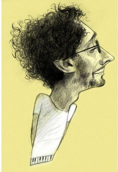 Fito Paez by Francisco Javier Olea