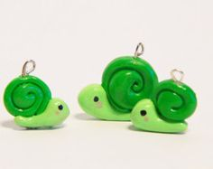 kawaii polymer clay charms – Etsy SE