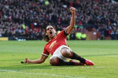 Falcao has now scored four goals and provided three assists in his nine league starts for United. #MUFC 31.1.2015