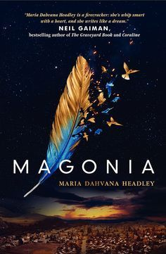 Magonia by Maria Dahvana Headley: April 28th 2015 by HarperCollins
