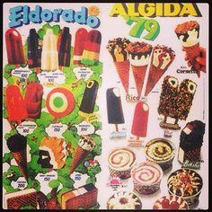Il Blob, il Winner, il Piedone, i ghiaccioli dei Puffi, il gelato della Pantera Rosa, i disegni di Jacovitti e tanta nostalgia da 300 lire