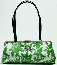 Vintage style bag.