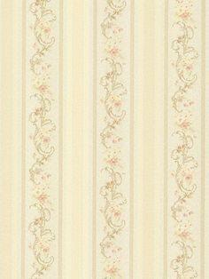 Обои бежевые полосатые Oak Hill Chelsea Decor Wallpapers CD001745 Челси, Обои, Шторы, Ковры, Домашний Декор