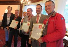 Zermatt, which celebrates the 150th anniversary of the Matterhorn's first ascent this summer, hosts the 2015 Switzerland Travel Mart (STM). Right before the opening of the event, Switzerland Tourism revealed the winners of this year's Gold Flower Award in North