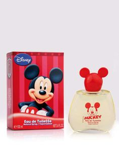Mickey Mouse by Disney for Boys Cologne