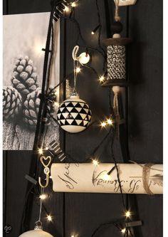 Fairybell - Deurkerstboom met 120 Warmwitte LED Lampjes