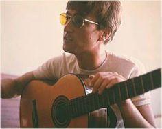 Absolute Elsewhere: John Lennon In Spain: Strawberry Fields Forever.
