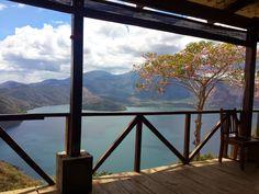 Lago de Coatepeque, Santa Ana, El Salvador.