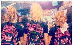 E.O.D Allstars Cheerleading Hair