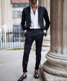 I dont usually like #suit with mixed colors but this is nice what do you think ? [ http://ift.tt/1f8LY65 ]