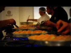 The process of making #baklava in 2 minutes. Yummy! :) http://youtu.be/ZYwEPmR2WvY