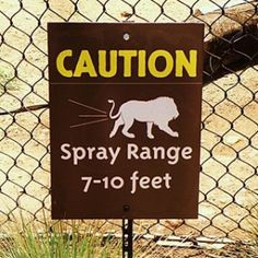 Funny Signs from Around the World: spray range