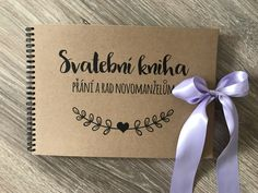 Svatební kniha hostů - rustic Wedding Tips, Wedding Details, Diy Wedding, Dream Wedding, Sister Wedding, Handmade Christmas, Diy And Crafts, Christmas Cards, Wedding Decorations