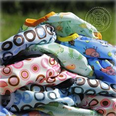washable diapers, cover PUL
