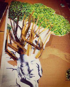 #itwasalladream  #dreaming #mosaic #tree #fineart #glassart #vitanova #art #finearts #2016 #artist #luxury #mosaics #sleepyhead #lifestyle #finearts #natureart #landscapelovers #artcollection #artcollector #mosaics #tree_magic #surrealism #dreamingbig #sleeping #anatomy #workofart #workinprogress by museumofzeaart