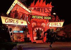 Dante's Inferno Room Beetlejuice