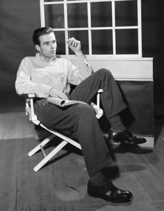 One of the most sought-after leading men in Hollywood, Montgomery Clift, is this week's Tuesday Tribute!